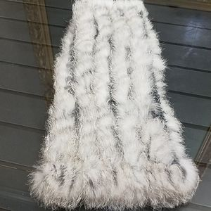 Real Fur Stole